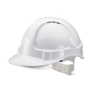 Beeswift-B-brand-Economy-Vented-White-Safety-Helmet