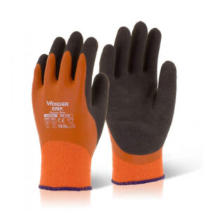 Cold & Water-resistant Safety Gloves
