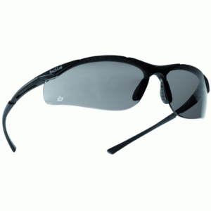 Bolle-Safety-Contour-Lightweight-Smoke-Glasses