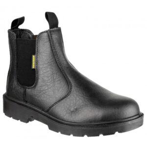 Amblers-Black-Dealer-Boots