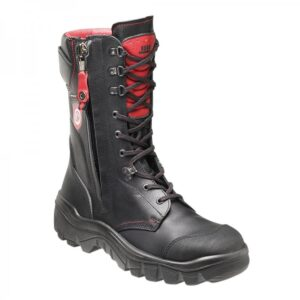 GORE-TEX-Zip-Fire-Fighter-Safety-Boots