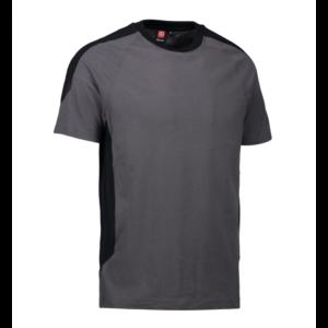 ID-0302-Contrast-T-shirt-Grey