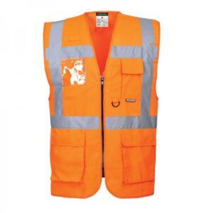 Portwest-Executive-Vest-Orange