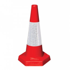 JSP-50cm-Sand-Weighted-Road-Cone