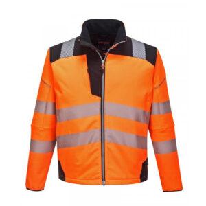 Portwest-T402-Softshell-Jacket-Orange