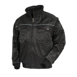 Tranemo-6520-Pilot-Jacket-Black