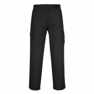 Portwest-C701-Combat-Trousers-Black